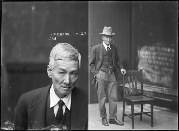 City of Shadows: Sydney Police Photographs, 1912-1948